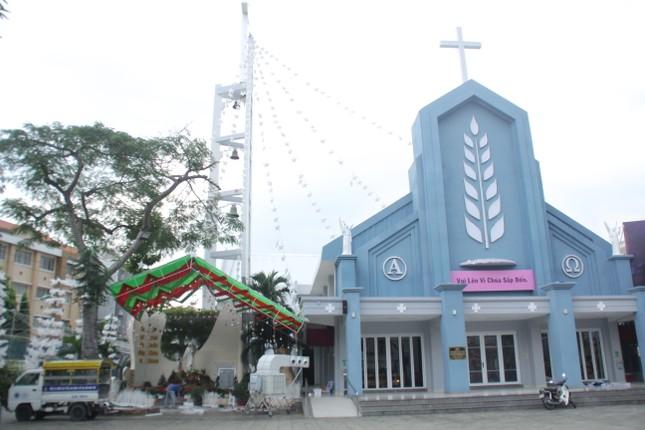 Xóm đạo Sài Gòn trang hoàng lung linh đón Giáng sinh ảnh 14