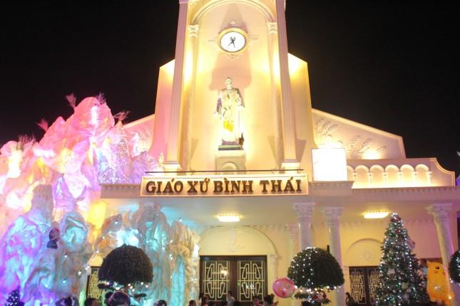 Xóm đạo Sài Gòn trang hoàng lung linh đón Giáng sinh ảnh 6