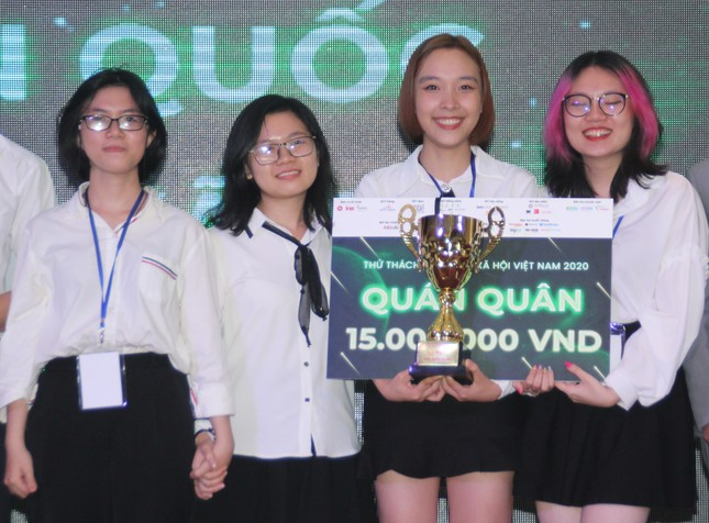 Việt Nam có đại diện tranh tài cuộc thi khởi nghiệp trẻ toàn cầu sau 10 năm vắng bóng ảnh 2