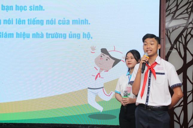 'Hội đồng trẻ em là nơi chúng em được thể hiện góc nhìn riêng về cuộc sống' ảnh 2