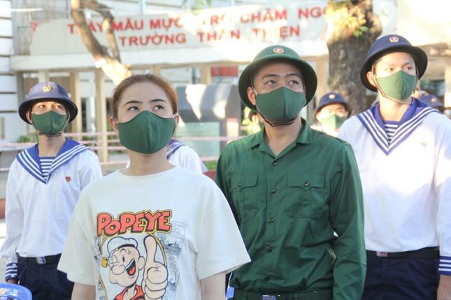 Gần 5.000 tân binh TPHCM, thanh niên ĐBSCL hăng hái lên đường bảo vệ Tổ quốc ảnh 5