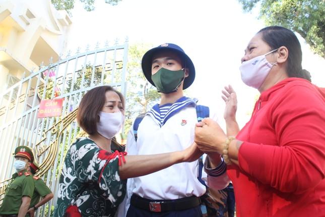 Gần 5.000 tân binh TPHCM, thanh niên ĐBSCL hăng hái lên đường bảo vệ Tổ quốc ảnh 18