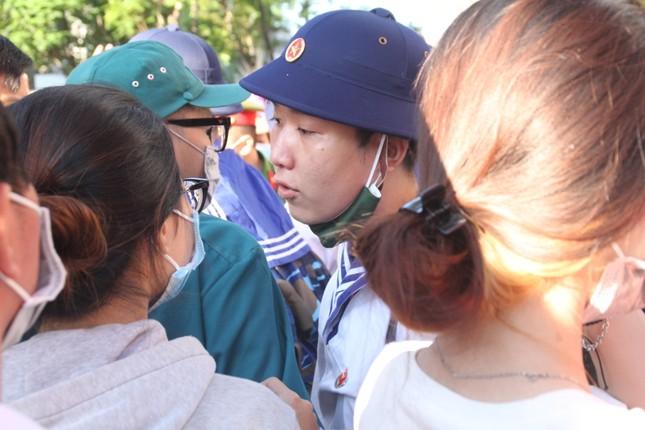 Gần 5.000 tân binh TPHCM, thanh niên ĐBSCL hăng hái lên đường bảo vệ Tổ quốc ảnh 17