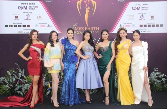 Hoa hậu Hà Kiều Anh cùng dàn người đẹp khoe sắc dự khởi động Miss Earth Vietnam 2021 ảnh 13