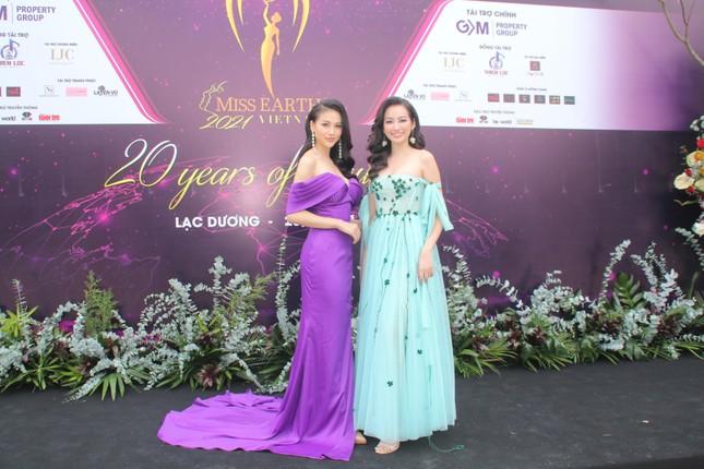 Hoa hậu Hà Kiều Anh cùng dàn người đẹp khoe sắc dự khởi động Miss Earth Vietnam 2021 ảnh 10