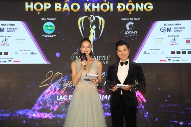 Hoa hậu Hà Kiều Anh cùng dàn người đẹp khoe sắc dự khởi động Miss Earth Vietnam 2021 ảnh 12