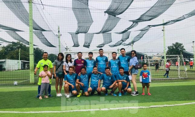 Khai mạc giải bóng đá Thanh niên - VRG Cúp 2019 ảnh 4