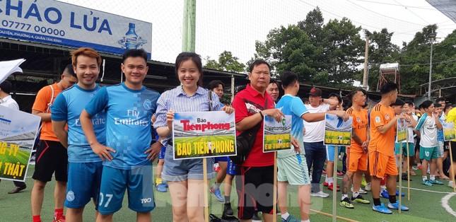 Khai mạc giải bóng đá Thanh niên - VRG Cúp 2019 ảnh 3