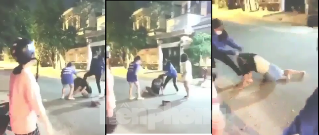 Nữ sinh đòi chết sau khi bị bạn đánh hội đồng, quay clip tung lên mạng ảnh 1