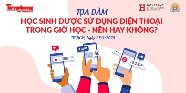 Cho học sinh sử dụng Smartphone trên lớp: Lợi ít, hại nhiều? ảnh 2