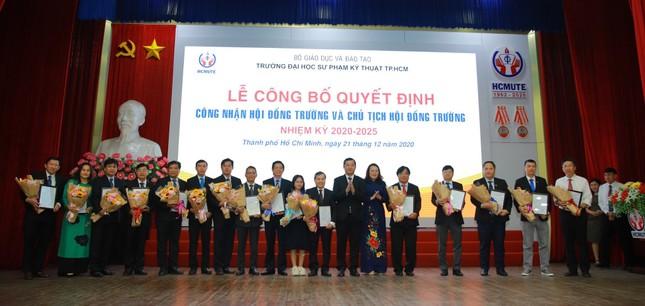Những bí thư, chủ tịnh tỉnh tham gia Hội đồng trường ảnh 1