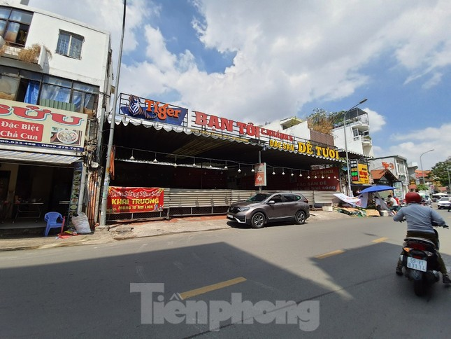 Quán karaoke, quán bar, quán nhậu ở TPHCM đồng loạt đóng cửa ảnh 7