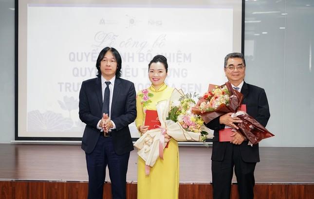 Phó giám đốc Sở Du lịch TPHCM làm Quyền Hiệu trưởng Trường ĐH Hoa Sen ảnh 1