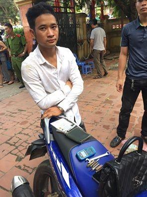Trộm Exciter, giật túi xách ở Phú Thọ bị 141 Hà Nội bắt gọn ảnh 1