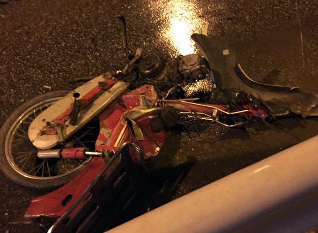Tai nạn kinh hoàng trên cầu Chương Dương, 3 người thương vong ảnh 2