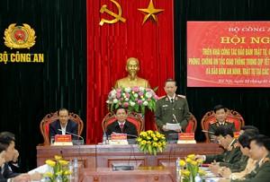Bộ trưởng Tô Lâm: Không để ùn tắc tại trạm BOT dịp Tết Nguyên đán ảnh 1