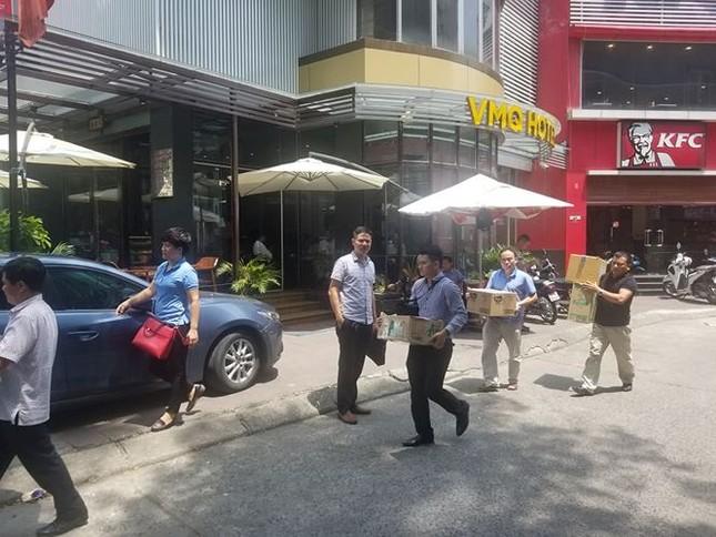 Bộ Công an thông tin về việc khởi tố vợ chồng luật sư Trần Vũ Hải ảnh 1