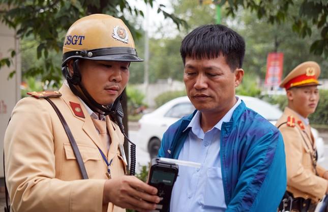 133 người chết vì tai nạn, phạt hơn 3.100 tài xế vi phạm nồng độ cồn ảnh 3