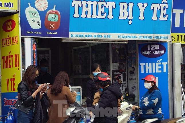Công khai 16 cửa hàng bán khẩu trang giá trên trời giữa 'mùa dịch' corona ảnh 2