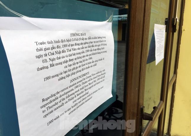 Theo chân cảnh sát đi tuần, phạt người không đeo khẩu trang nơi công cộng ảnh 6
