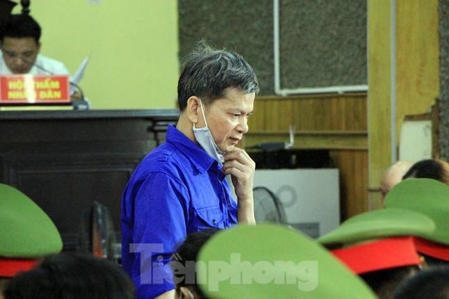 Lò Văn Huynh bất ngờ phủ nhận lời khai nhận hối lộ 1 tỷ đồng ảnh 1