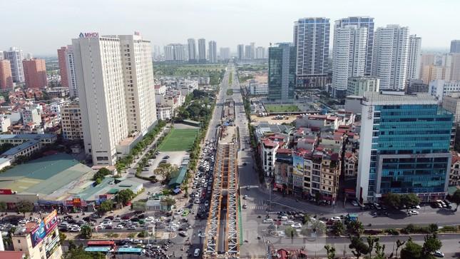 Đường Nguyễn Văn Huyên sắp có cầu vượt giải phóng điểm đen ùn tắc ảnh 1