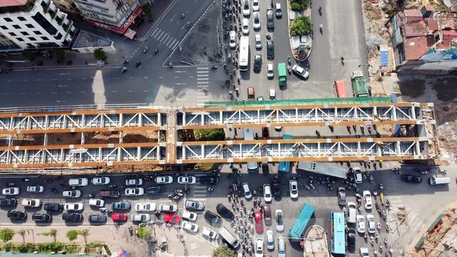 Đường Nguyễn Văn Huyên sắp có cầu vượt giải phóng điểm đen ùn tắc ảnh 8