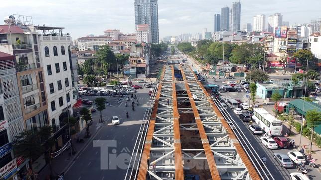 Đường Nguyễn Văn Huyên sắp có cầu vượt giải phóng điểm đen ùn tắc ảnh 4