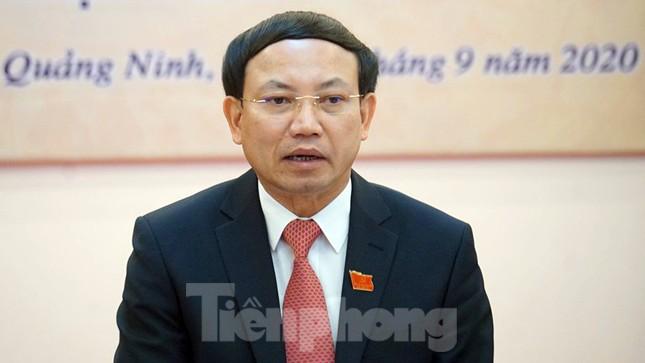Ban Chấp hành Đảng bộ tỉnh Quảng Ninh khóa XV ra mắt ảnh 1