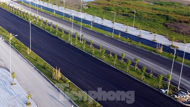 Cận cảnh cây cầu 'Cánh chim biển' của thành phố Hải Phòng ảnh 8