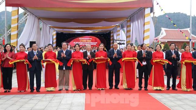 Thủ tướng dự lễ khởi động, khánh thành 2 dự án trọng điểm ở Hải Phòng ảnh 1