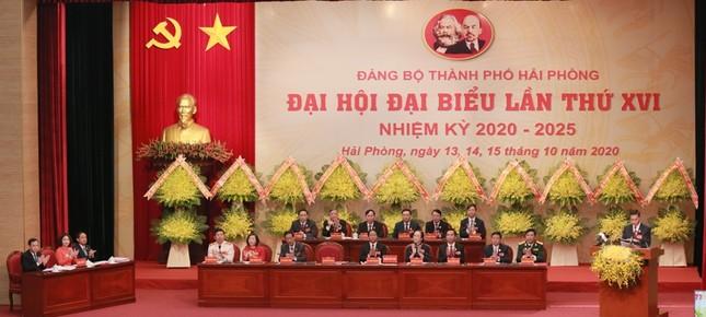 Thủ tướng Nguyễn Xuân Phúc chỉ đạo Đại hội Đảng bộ Hải Phòng ảnh 4