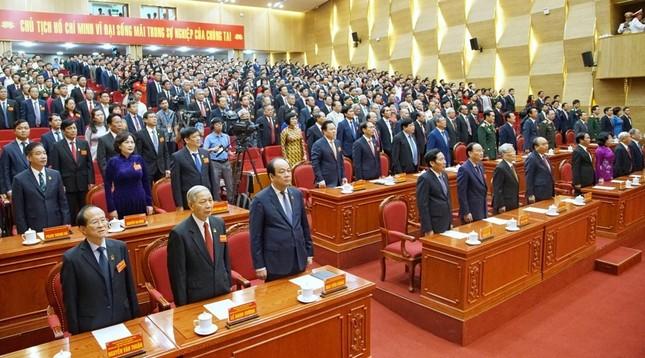 Thủ tướng Nguyễn Xuân Phúc chỉ đạo Đại hội Đảng bộ Hải Phòng ảnh 5