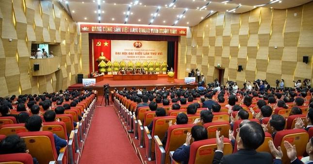 Thủ tướng Nguyễn Xuân Phúc chỉ đạo Đại hội Đảng bộ Hải Phòng ảnh 1
