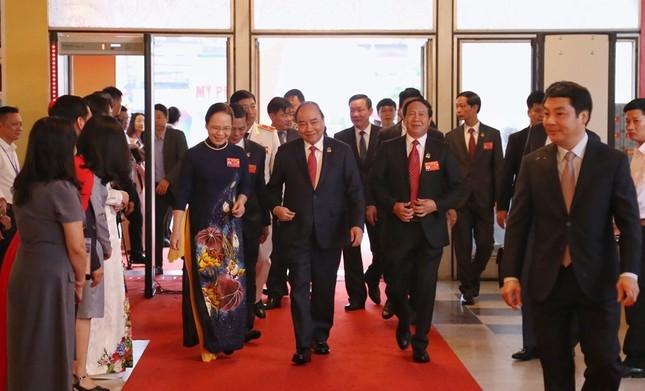 Thủ tướng Nguyễn Xuân Phúc chỉ đạo Đại hội Đảng bộ Hải Phòng ảnh 2