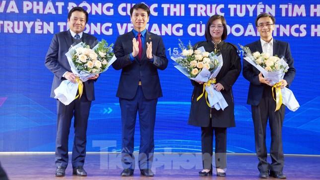 TƯ Đoàn ra mắt ứng dụng di động 'Thanh niên Việt Nam' ảnh 2