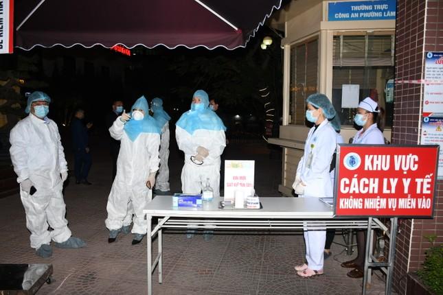 Phong tỏa bệnh viện Nhi Hải Phòng vì ca mắc COVID-19 quê Hải Dương ảnh 2