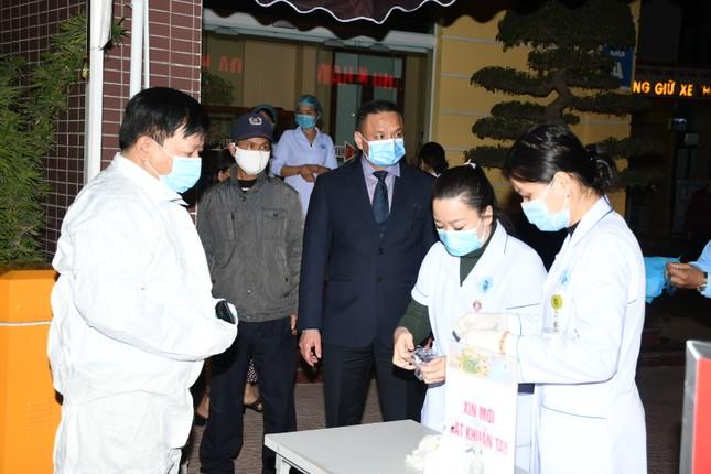 Phong tỏa bệnh viện Nhi Hải Phòng vì ca mắc COVID-19 quê Hải Dương ảnh 3