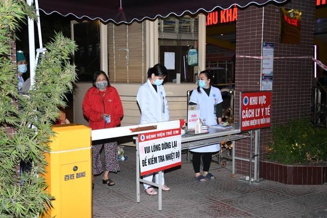 Phong tỏa bệnh viện Nhi Hải Phòng vì ca mắc COVID-19 quê Hải Dương ảnh 4