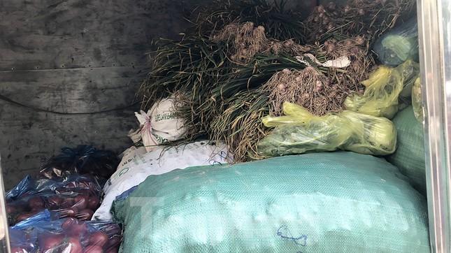 Nữ giáo viên cùng bạn giải cứu hàng chục tấn nông sản huyện Tiên Lãng ảnh 6