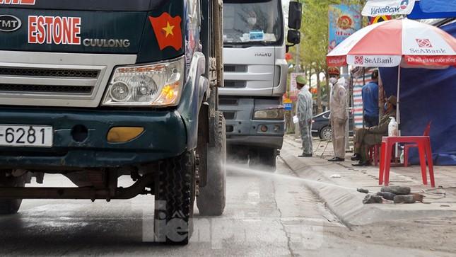 Toàn cảnh TP Chí Linh trước giờ gỡ phong tỏa ảnh 9