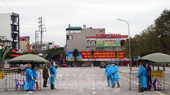 Toàn cảnh TP Chí Linh trước giờ gỡ phong tỏa ảnh 3