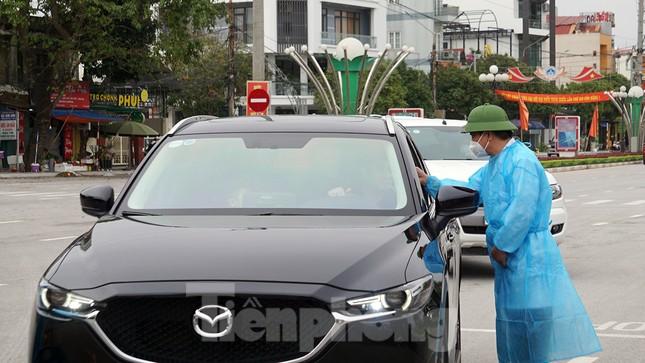 Toàn cảnh TP Chí Linh trước giờ gỡ phong tỏa ảnh 4