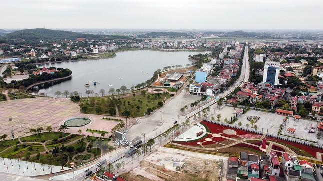 Toàn cảnh TP Chí Linh trước giờ gỡ phong tỏa ảnh 1