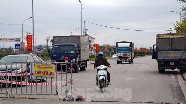 Toàn cảnh TP Chí Linh trước giờ gỡ phong tỏa ảnh 7
