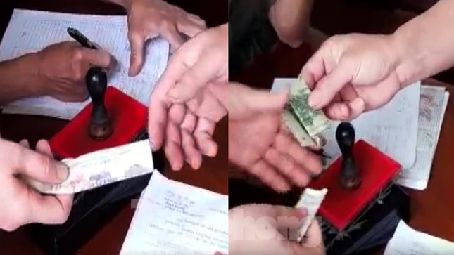 Rà soát việc thu tiền làm căn cước gắn chip cho người dân huyện Tiên Lãng ảnh 1
