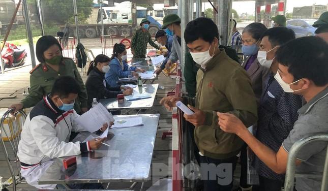 Người từ Hải Phòng sang Thái Bình phải trình xét nghiệm SARS-CoV-2 ảnh 3