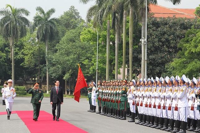 Việt Nam ủng hộ phi hạt nhân hóa bán đảo Triều Tiên ảnh 1