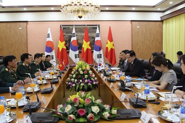 Việt Nam ủng hộ phi hạt nhân hóa bán đảo Triều Tiên ảnh 2