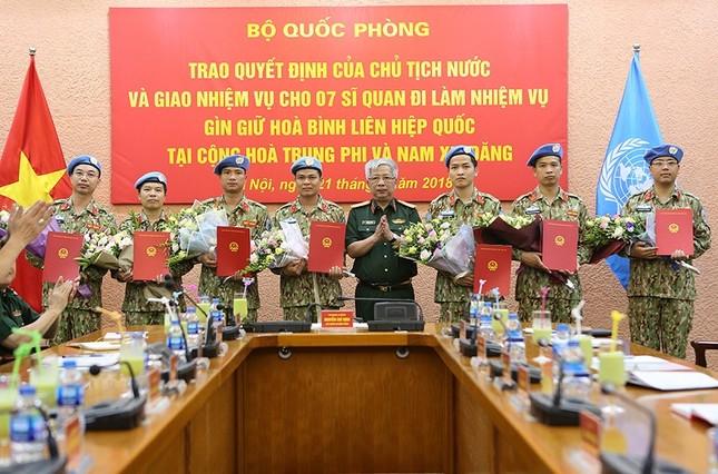 Tập huấn sĩ quan Tham mưu Liên hợp quốc tại Việt Nam ảnh 3
